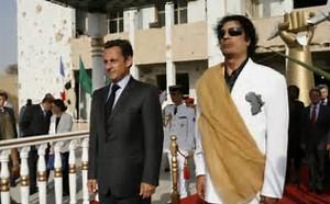 Jeunes d'Afrique contre Nicolas Sarkozy