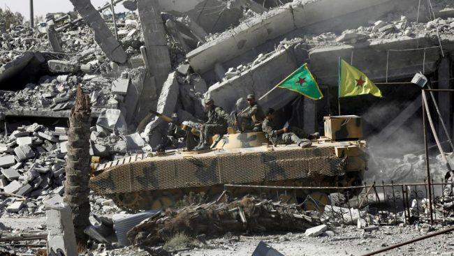 Syrie : Mais qu'est venu faire ce ministre saoudien à Raqqa ?