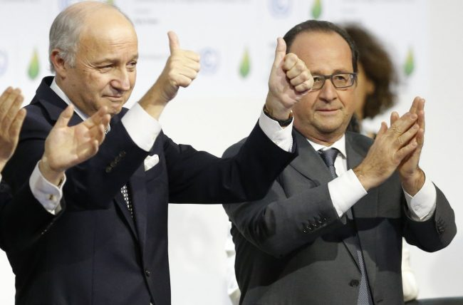 Le « bon boulot » de la France en Syrie