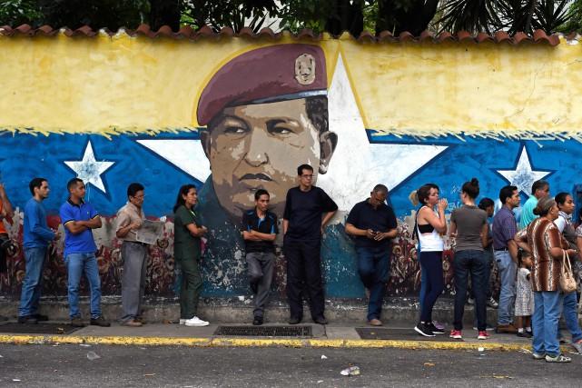 « Le Chavisme est est vivant, il est dans la rue, il triomphe ! »
