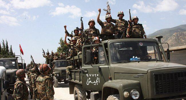 Assad remporte une victoire stratégique contre les USA