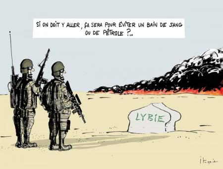 Esclavage en Libye : merci l'OTAN !