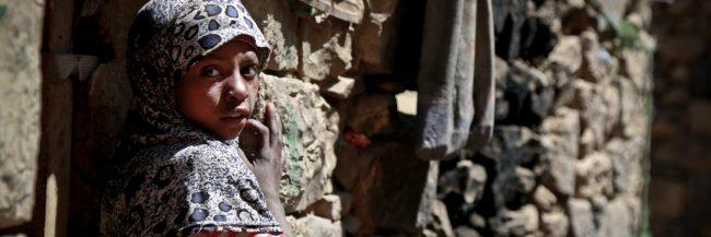 L'histoire retiendra que Hollande et Macron ont fait crever les enfants yéménites.
