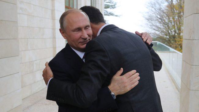 Ces idiots qui avaient prédit l'échec de la Russie en Syrie