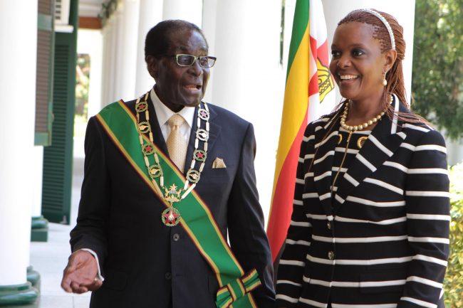 Les grandes manœuvres du couple Mugabe