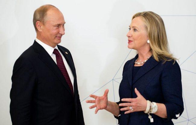 Hillary Clinton a financé le dossier bidon à l'origine de l'affaire de l' « ingérence russe » dans les élections américaines