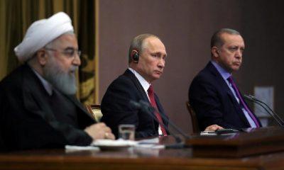 Guerre de Syrie. La paix de Sotchi.