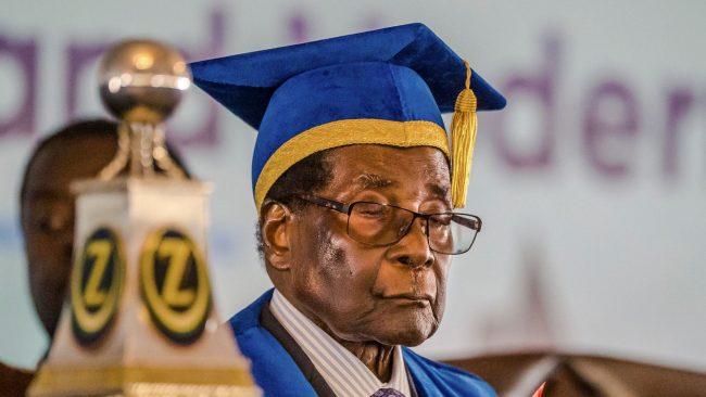 Zimbabwe : La dernière pirouette du vieux président