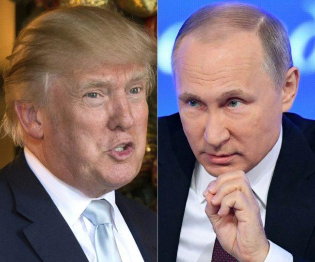 Trump est un agent russe ou bref commentaire sur la dernière folie de Trump