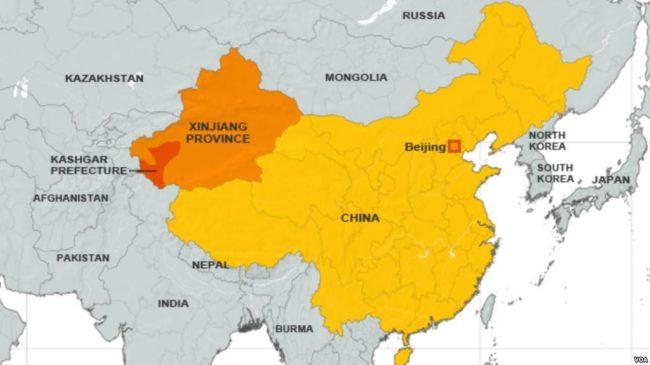 Chine : du pétrole au pays des Ouïgours