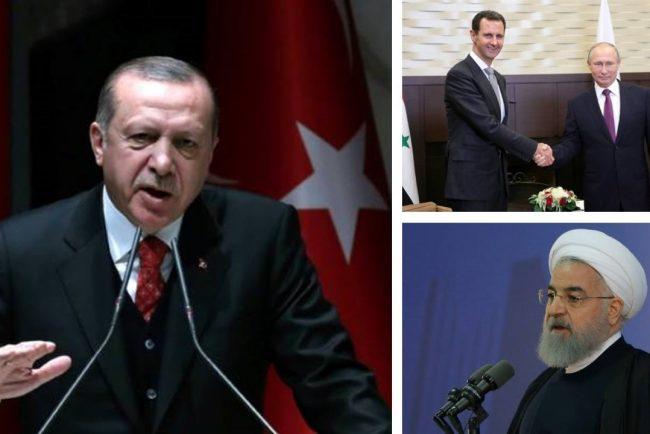 Comment la question de Jérusalem fait le jeu de l'Iran, de la Turquie et de la Russie