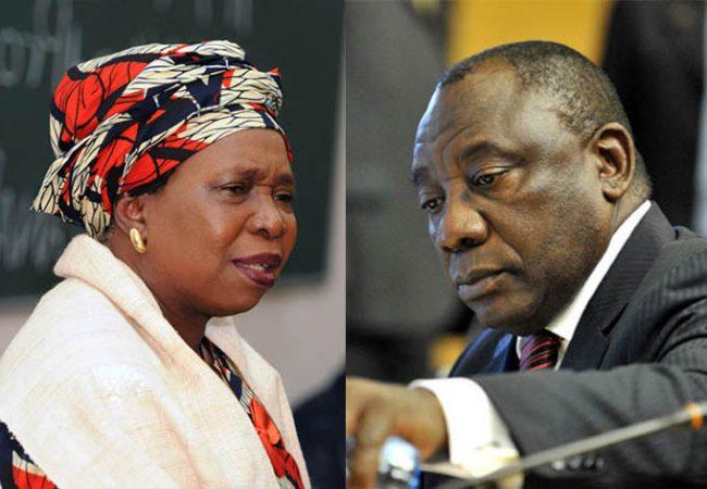 Afrique du Sud : dernière ligne droite pour les deux candidats
