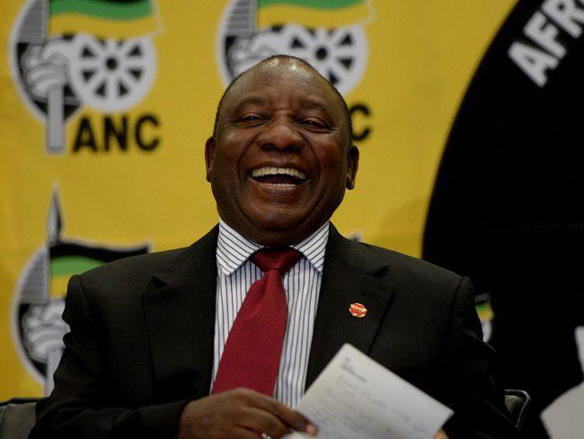 ANC : La victoire en demi teinte de Cyril Ramaphosa
