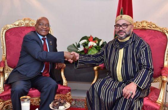 Sommet UA-UE : le Maroc renoue avec l'Afrique du Sud, indéfectible défenseur des Sahraouis