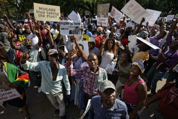 C'est bien la voix du peuple  du Zimbabwe que nous avons entendue !