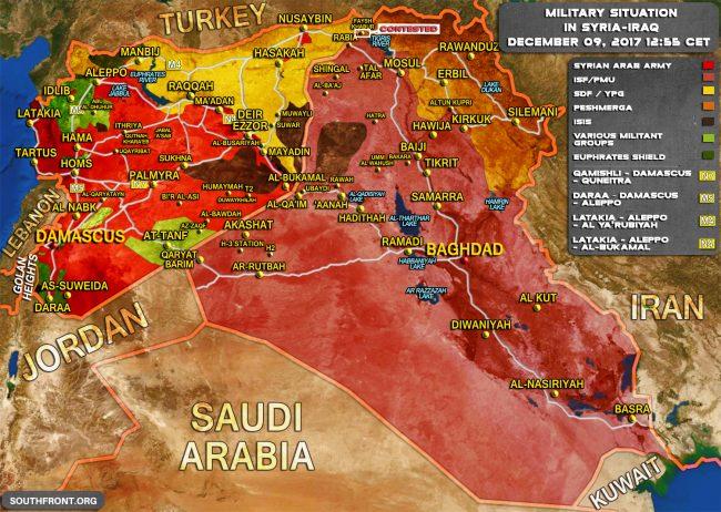 Syrie - Daech est vaincu et ce sera bientôt le tour des États-Unis
