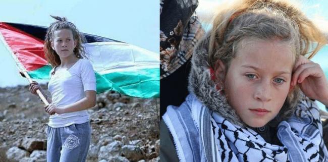 Palestine occupée : Ahed Tamimi, une révolte consciente et assumée