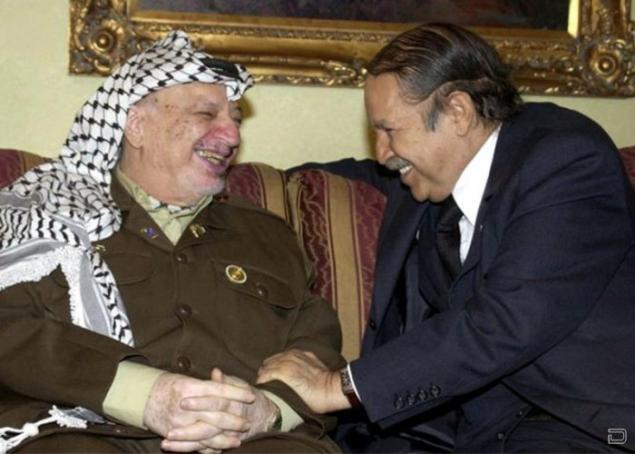Bouteflika réaffirme le soutien indéfectible de l'Algérie au peuple palestinien