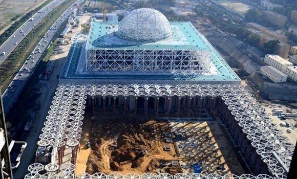 Grande mosquée d'Alger: un monument architectural, culturel, cultuel, touristique et médiatique