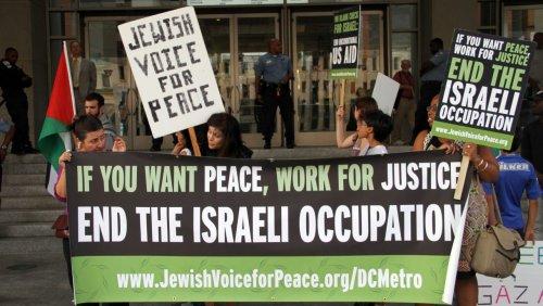 Les Juifs américains pour la paix (JVP) interdits d'entrée en Israël, Etat qui se dit « juif » !
