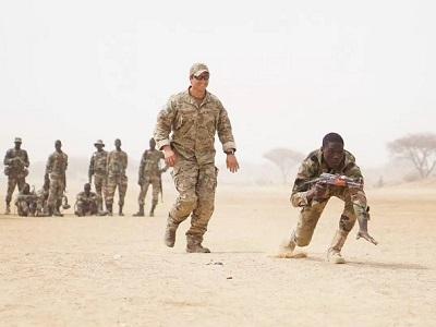 La guerre américaine en Afrique