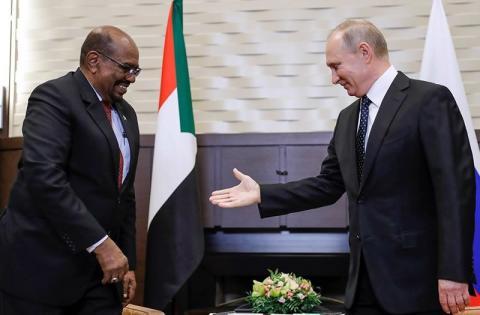 Soudan-Russie : Omar al-Bachir, déçu par l'Arabie saoudite, se tourne vers Moscou et ses anciens alliés