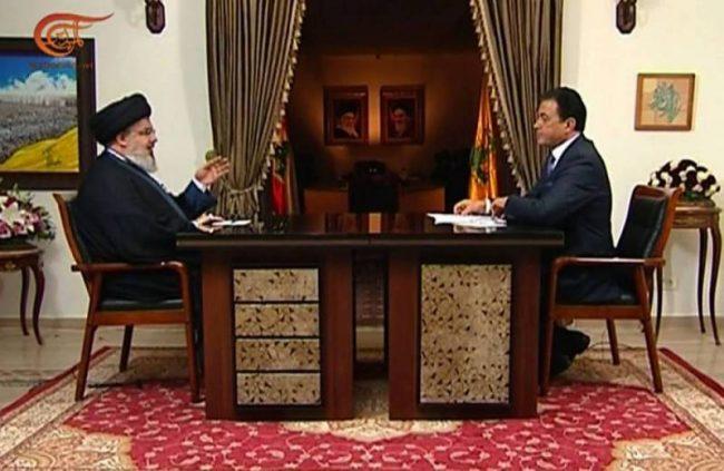 Hassan Nasrallah : « Trump va vers l'Armageddon »
