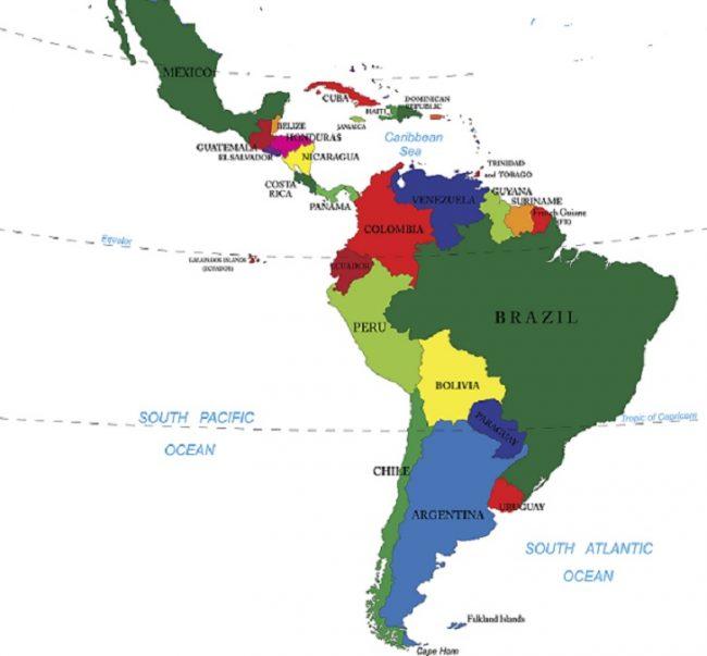 Où va l'Amérique latine : Perspectives 2018