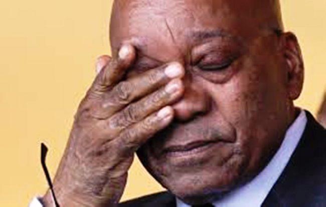 Qu'attend l'ANC pour « démissionner » Jacob Zuma ?