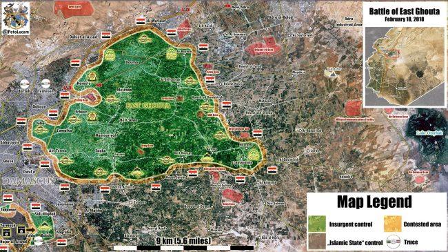 Syrie – Pourquoi le cessez-le-feu imposé par le Conseil de sécurité de l'ONU ne tiendra pas
