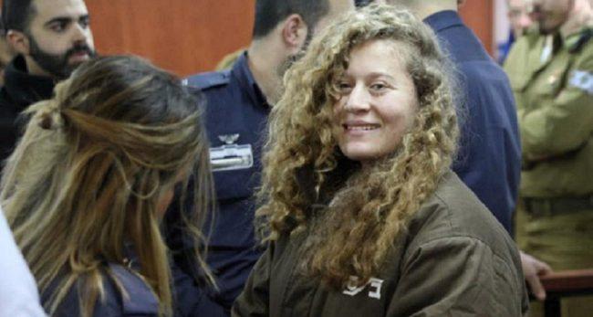 Ahed Tamimi : des tribunaux à la botte de l'occupation israélienne