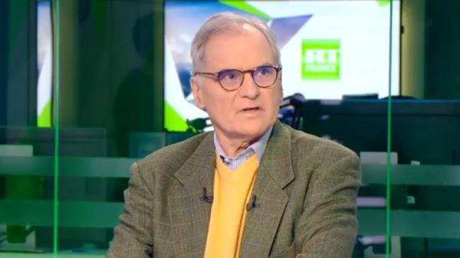 L'affaire du poison avec Alain Corvez sur RT France (Vidéo)
