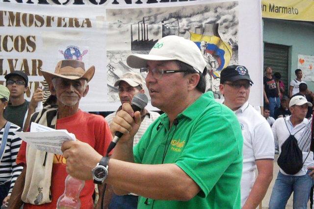 Gaviria Ocampo : « Près de 40 % du budget de la Colombie dilapidés en guerre et dette »
