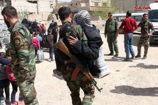Syrie : Quoi d'autre après le basculement de la Ghouta ?