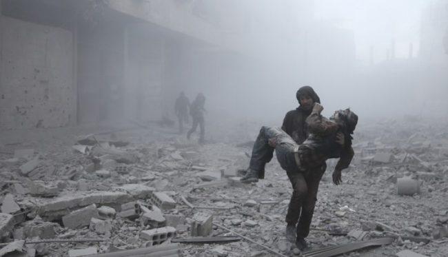 Nos cris d'indignation à propos du siège de Ghouta sonnent creux car nous ne ferons rien pour sauver les civils. (The Independent)