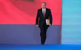 V. Poutine : de la révolution technologique à la révolution nucléaire