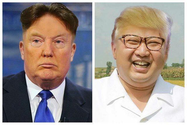 Trump menace la paix en Corée !