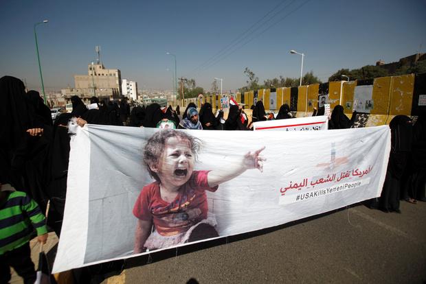 1,5 milliards de dollars payés par les Saoudiens pour « blanchir » leur sale guerre au Yémen