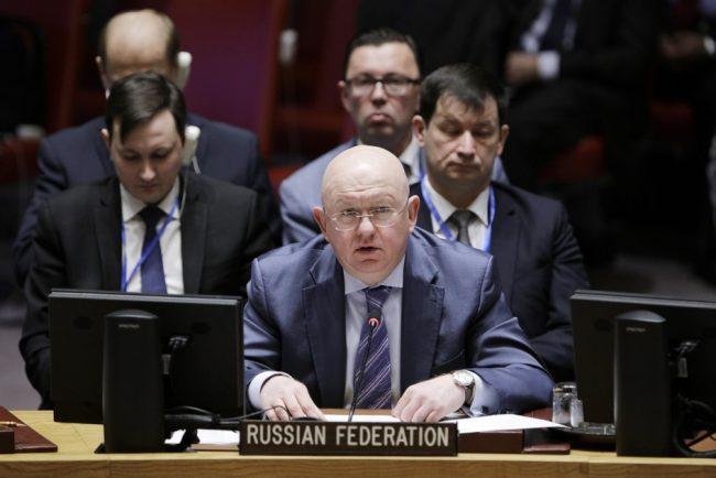 Washington, Londres et Paris vont vers la troisième guerre mondiale (Ambassadeur russe à l'ONU)