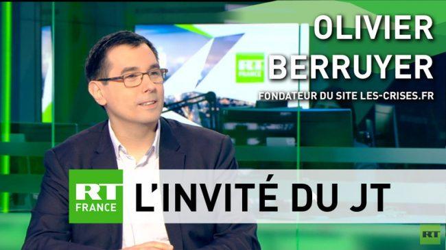 Olivier Berruyer : « L'OTAN est en perdition stratégique »