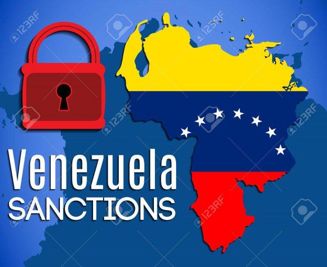 Blocus criminel contre le Venezuela