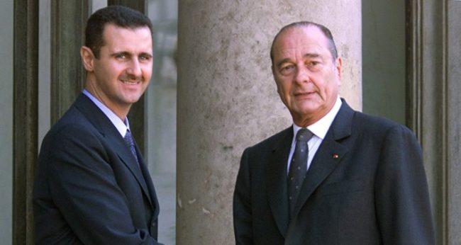 Bachar al-Assad renvoie sa Légion d'honneur à la France « pays esclave des Etats-Unis et soutenant les terroristes»