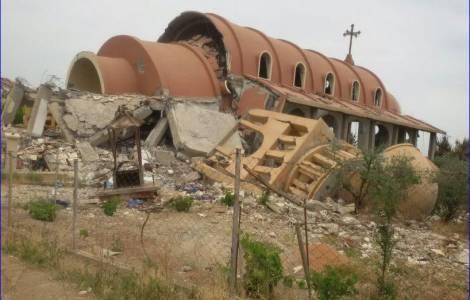 Témoignage de l'Archevêque syro-catholique d'Hassaké-Nisibi sur la situation en Syrie