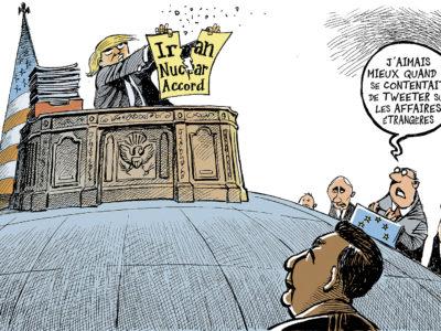 Accord iranien : l'acte d'hubris de Trump dépasse-t-il les bornes ?