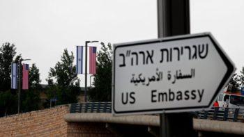 L'ambassade des États-Unis à Jérusalem ce 14 mai ? Fake news !