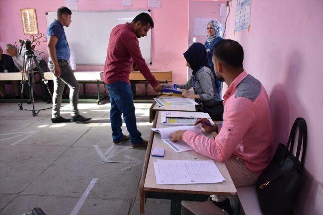 Les résultats du scrutin chaotique de l'Irak