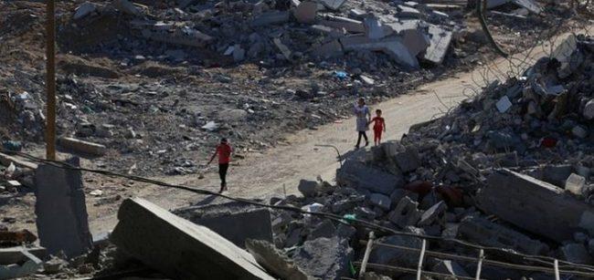 Ferons-nous encore longtemps semblant de croire que les Palestiniens ne sont pas des humains ?