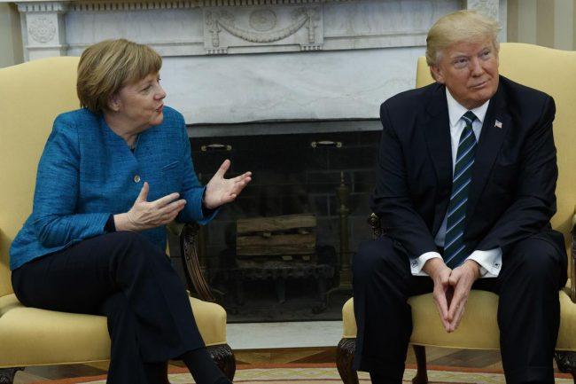 Guerre commerciale entre les États-Unis et l'Allemagne ?