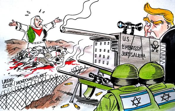 Palestine : d'un massacre à l'autre