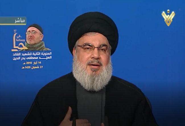 Hassan Nasrallah au roi de Bahreïn : « Le Golan est une terre syrienne espèce d'imbécile » !